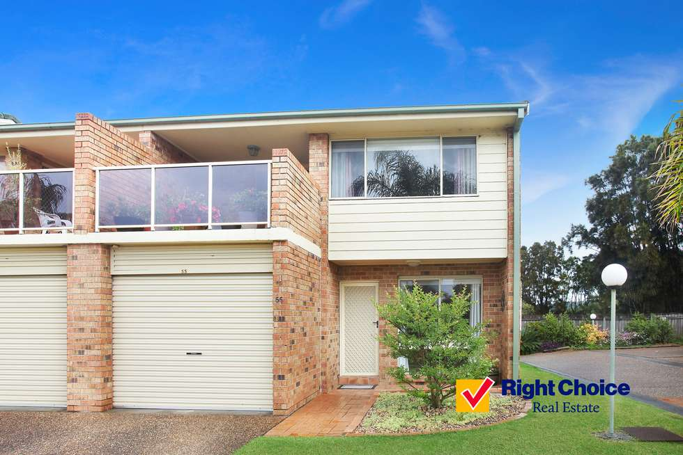 Second view of Homely townhouse listing, 55/2 Sparta Street, Warilla NSW 2528