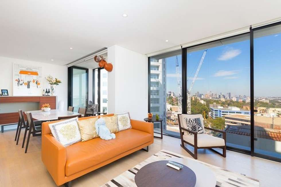 Third view of Homely apartment listing, 808/10 Atchison Street, St Leonards NSW 2065