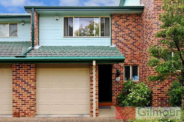 2/8-10 Conie Avenue, Baulkham Hills NSW 2153