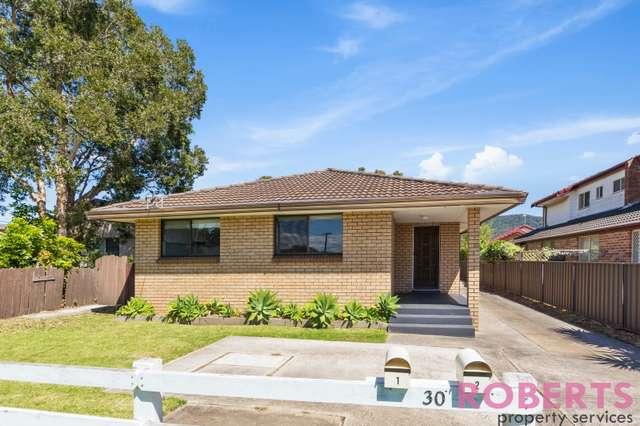 1/30 Carroll Road, East Corrimal NSW 2518