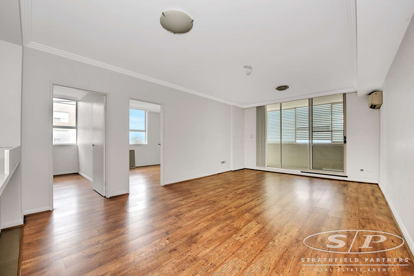 Main view of Homely apartment listing, E410/81-86 Courallie Avenue, Homebush West NSW 2140
