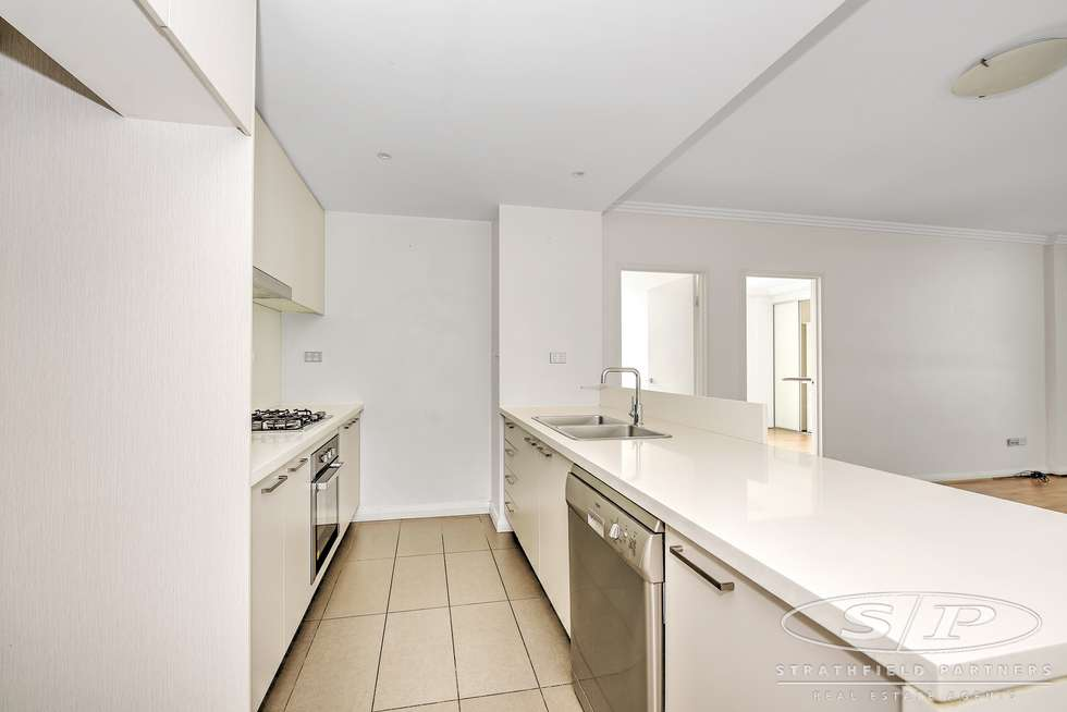 Second view of Homely apartment listing, E410/81-86 Courallie Avenue, Homebush West NSW 2140