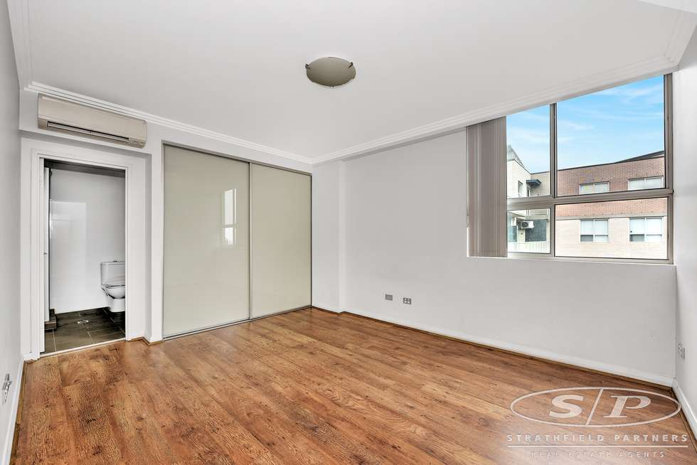 Third view of Homely apartment listing, E410/81-86 Courallie Avenue, Homebush West NSW 2140
