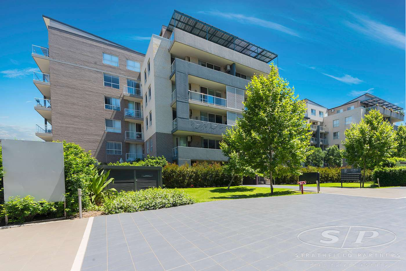 Fifth view of Homely apartment listing, E410/81-86 Courallie Avenue, Homebush West NSW 2140