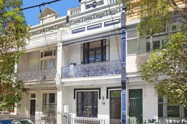 14 Rose Street, Chippendale NSW 2008