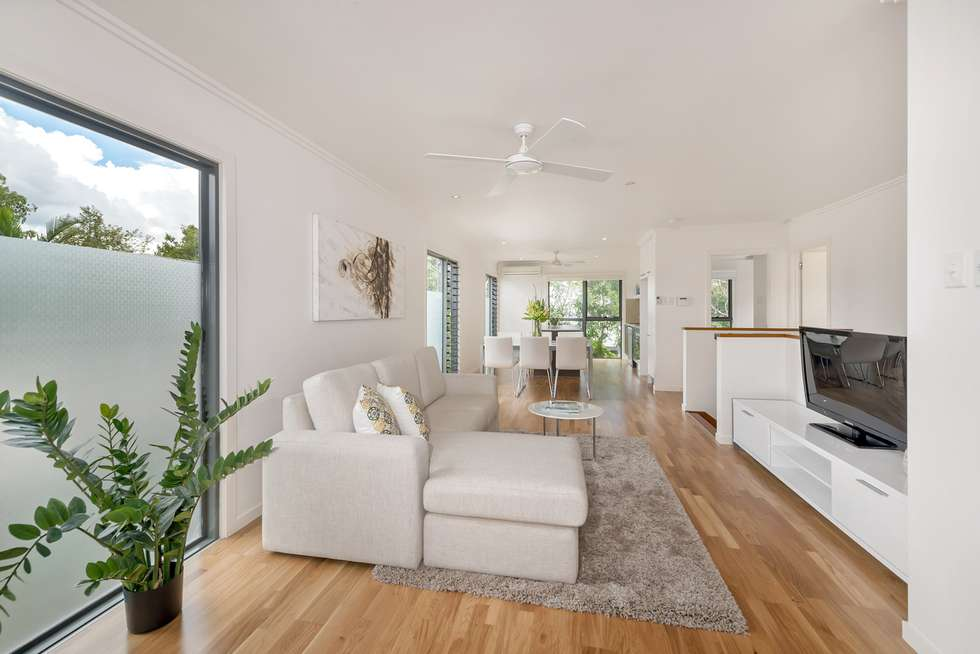 Second view of Homely house listing, 52 Farm Street, Newmarket QLD 4051