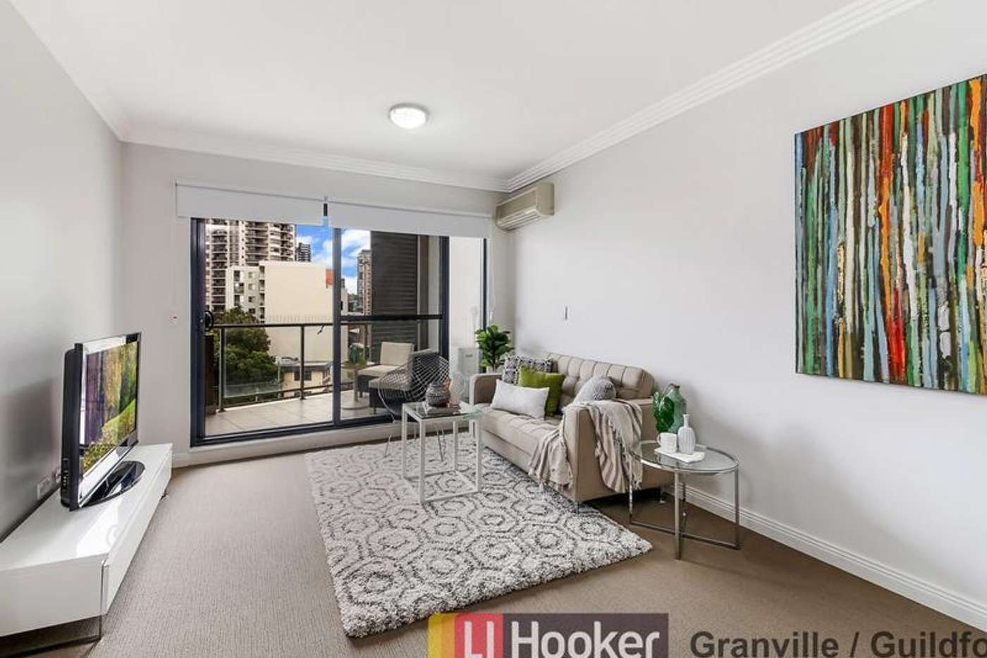 Main view of Homely unit listing, 613/31-37 Hassall Street, Parramatta NSW 2150