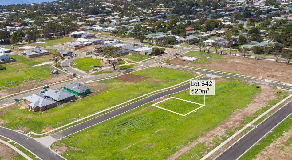 LOT 642/7 Wallaby Grove, Cowes VIC 3922