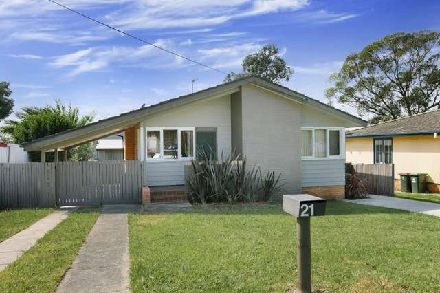 21 Gasnier Road, Barrack Heights NSW 2528