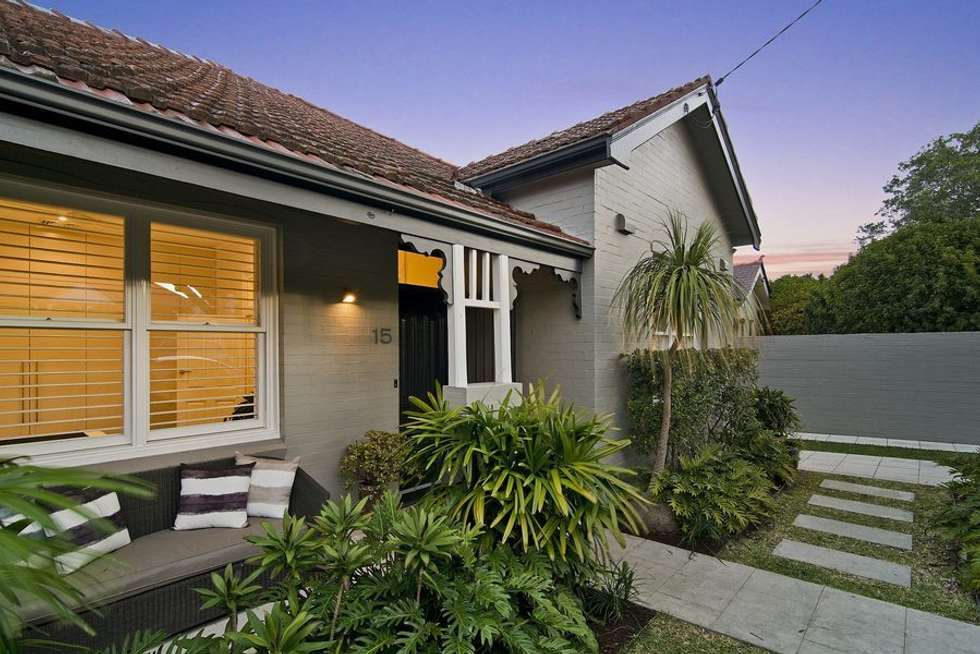 Second view of Homely house listing, 15 Cairo Street, Cammeray NSW 2062