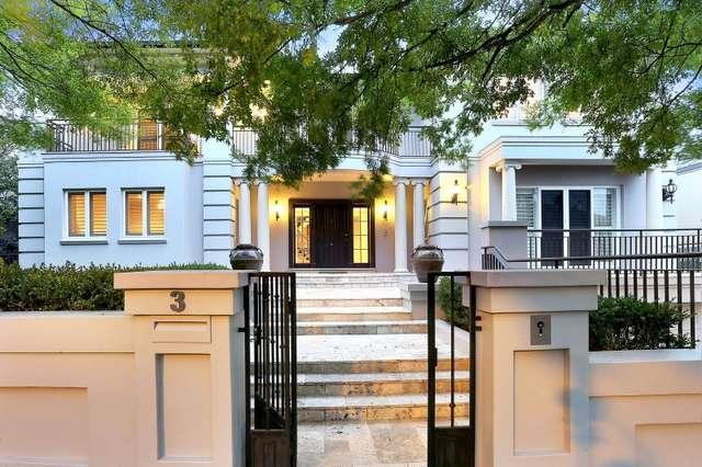 3 St Malo Avenue, Hunters Hill NSW 2110