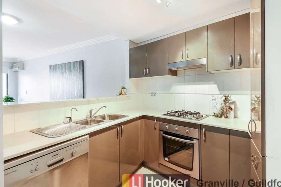 Third view of Homely unit listing, 613/31-37 Hassall Street, Parramatta NSW 2150