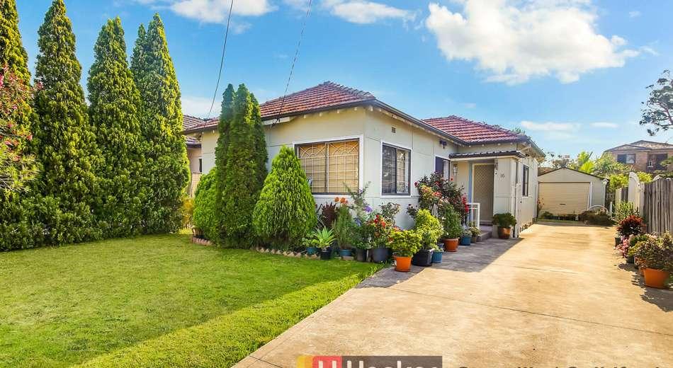 16 Zillah Street, Merrylands NSW 2160