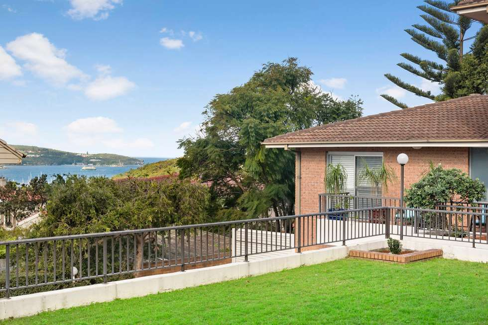 Second view of Homely townhouse listing, 1/417-419 Sydney Road, Balgowlah NSW 2093