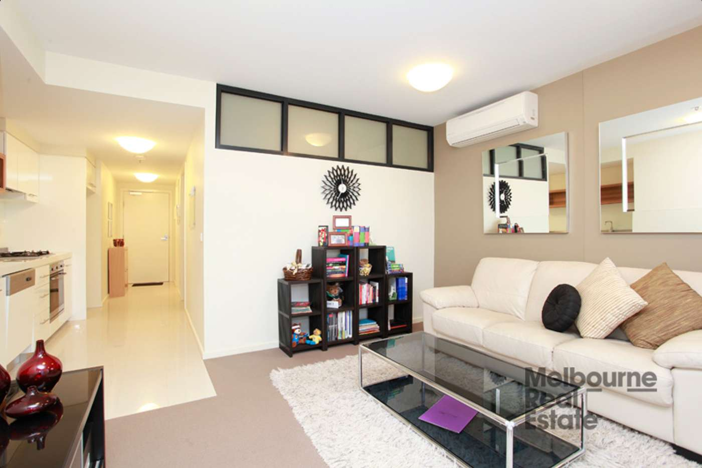 Main view of Homely apartment listing, 1008/594 St Kilda Road, Melbourne VIC 3004