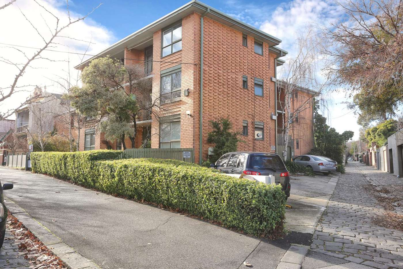 Main view of Homely apartment listing, 9/30 Park Drive, Parkville VIC 3052