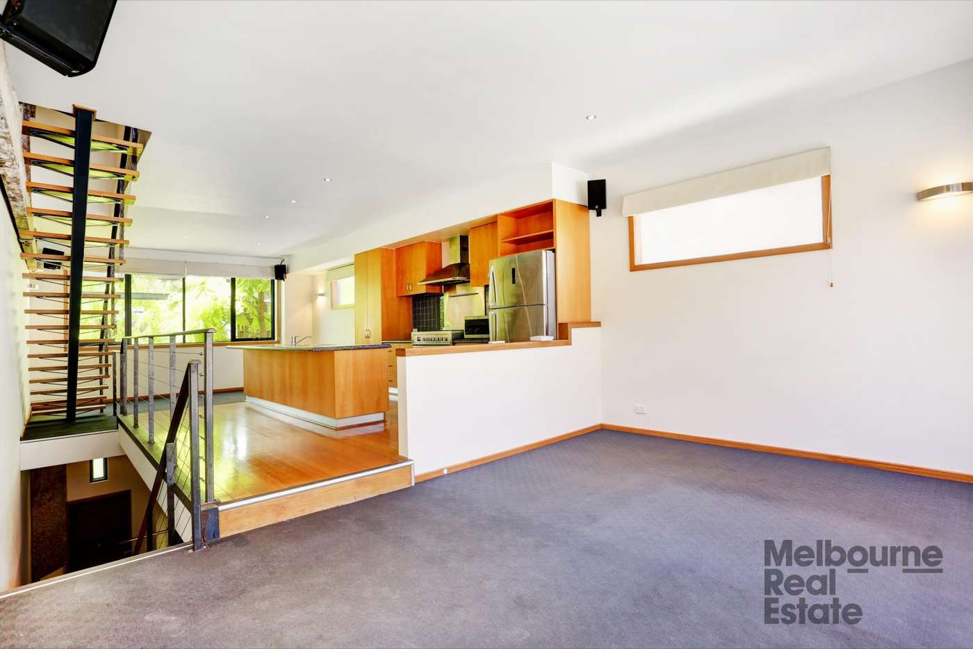Main view of Homely townhouse listing, 1/31 York Street, Richmond VIC 3121
