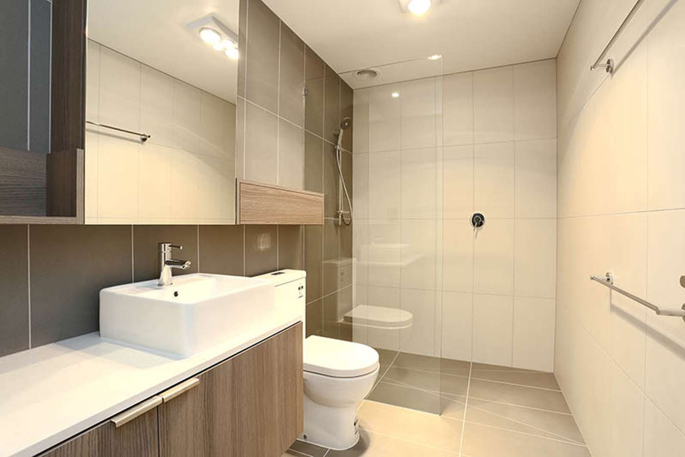 Sixth view of Homely apartment listing, 206/5-13 Stawell St, North Melbourne VIC 3051