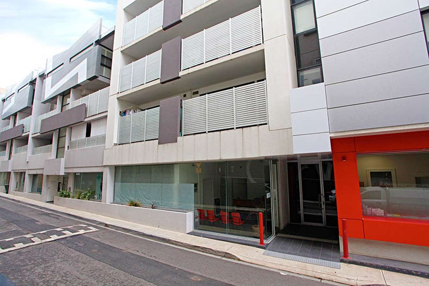 Sixth view of Homely apartment listing, 101/25 Oxford Street, North Melbourne VIC 3051