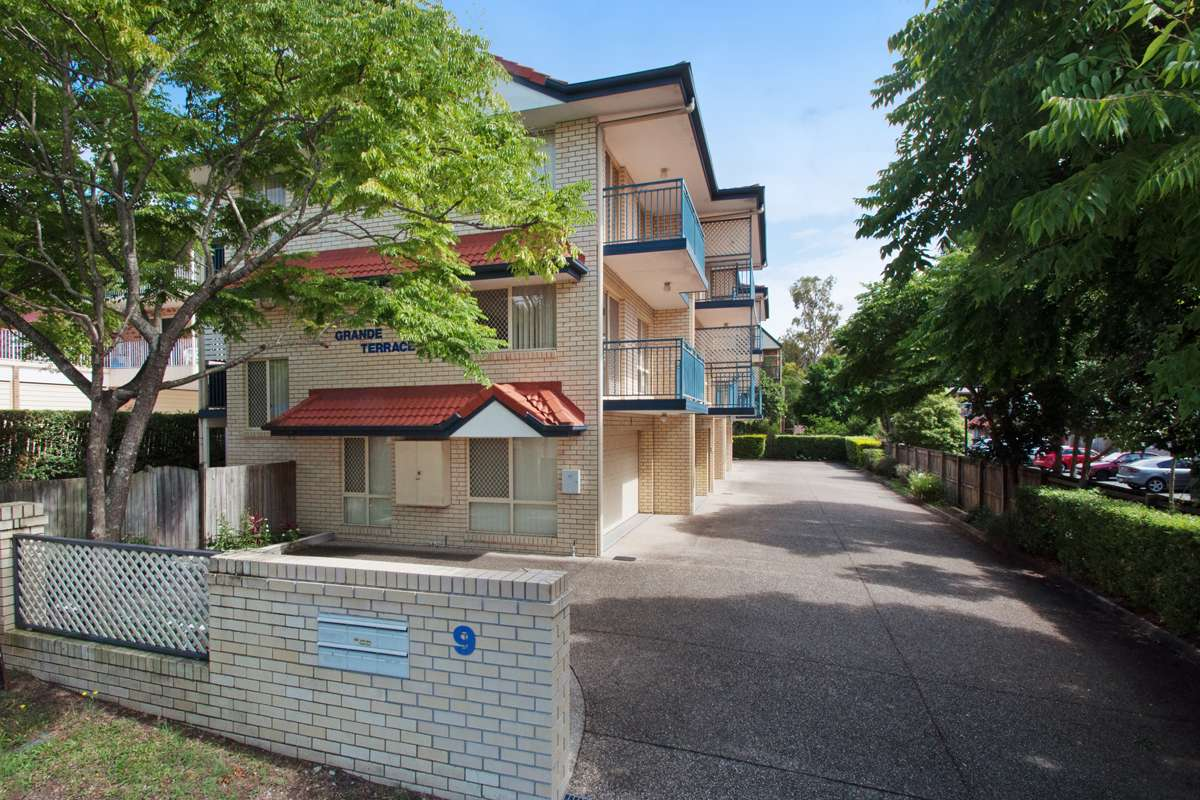 Main view of Homely unit listing, 4/9 Payne Street, Indooroopilly, QLD 4068