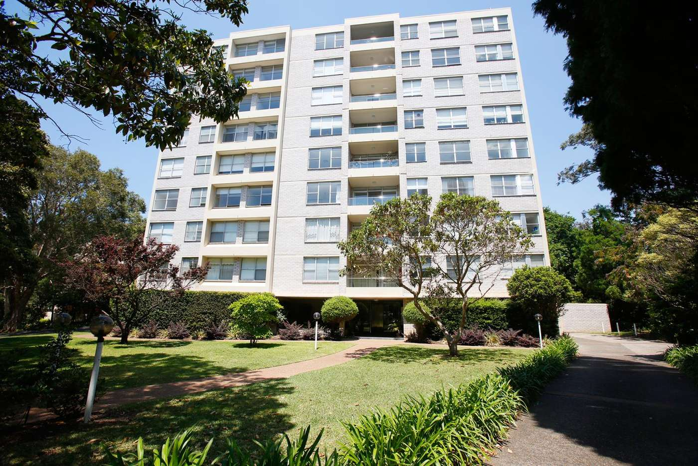 Main view of Homely apartment listing, 35/9 Hampden Avenue, Cremorne NSW 2090
