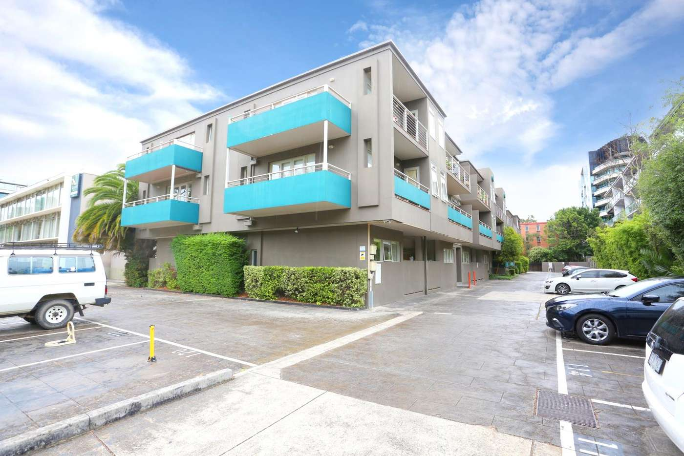 Main view of Homely apartment listing, 101/445 Royal Parade, Parkville VIC 3052