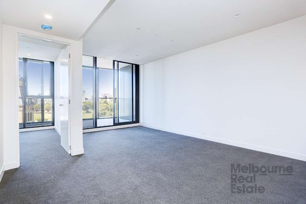 Fourth view of Homely apartment listing, 521/555 St Kilda Road, Melbourne VIC 3004