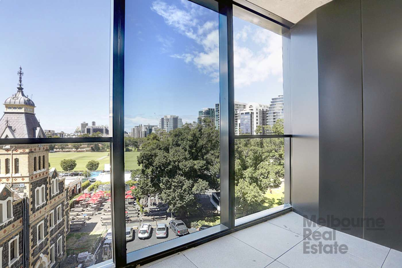 Seventh view of Homely apartment listing, 521/555 St Kilda Road, Melbourne VIC 3004