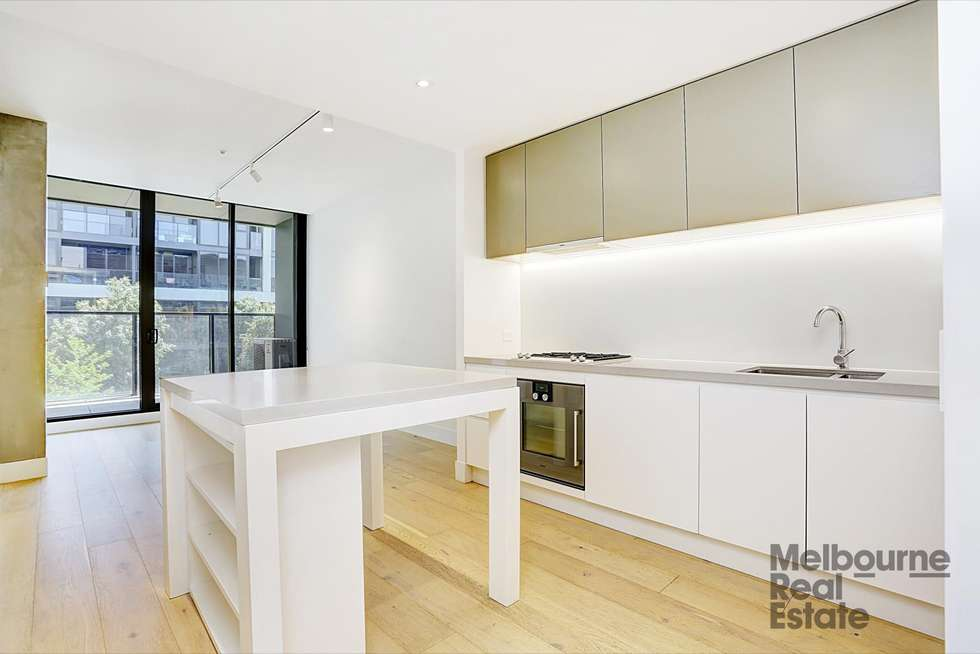 Second view of Homely apartment listing, 503/18 Coppin Street, Richmond VIC 3121