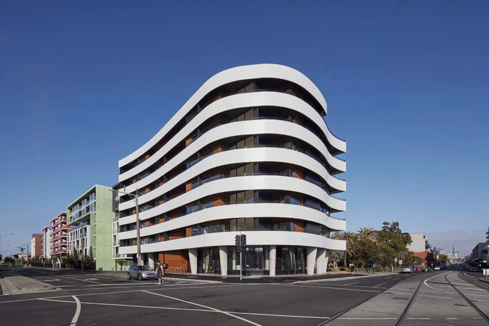 Fifth view of Homely apartment listing, 311/8 Burnley Street, Richmond VIC 3121