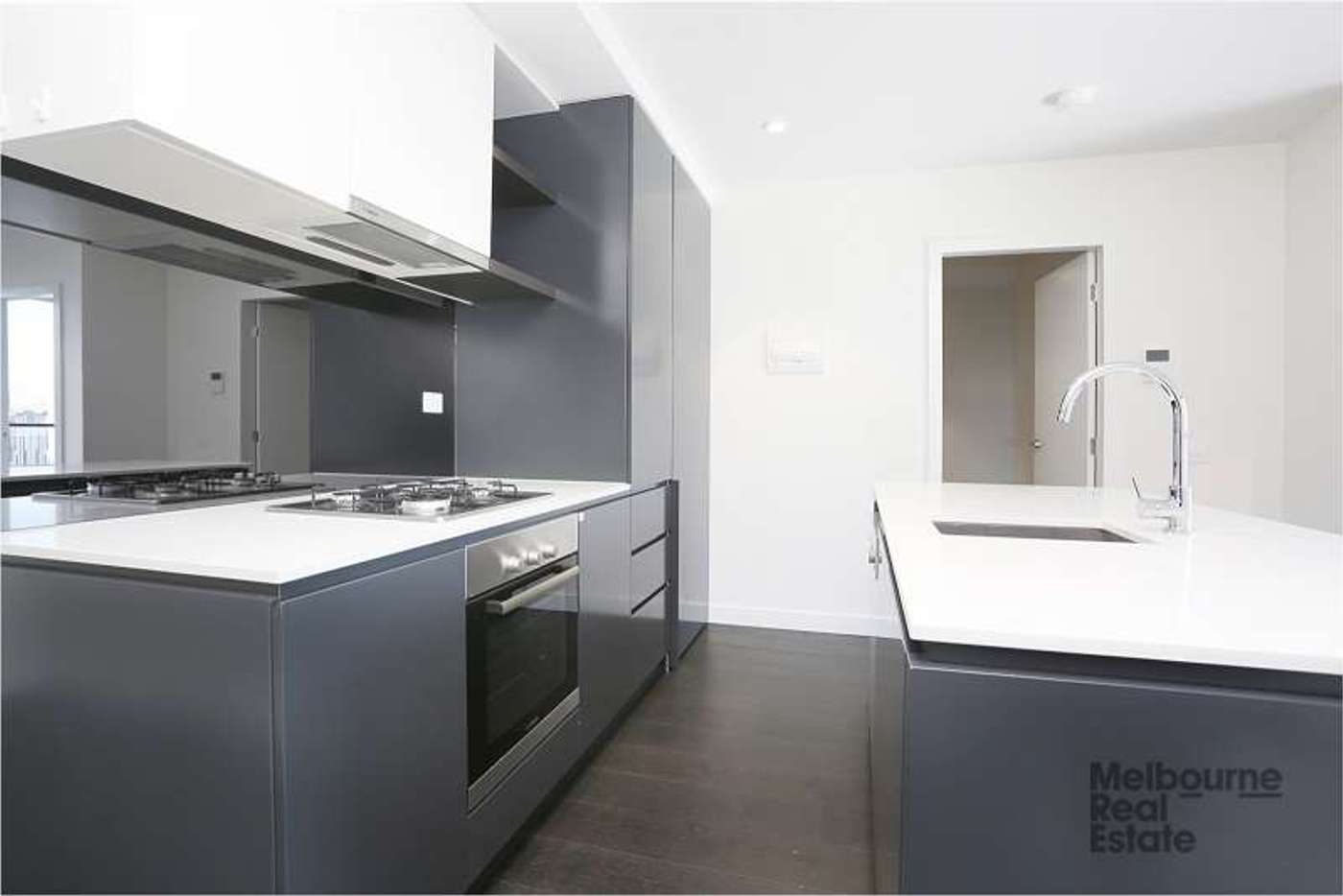Main view of Homely apartment listing, 203/130 Dudley Street, West Melbourne VIC 3003