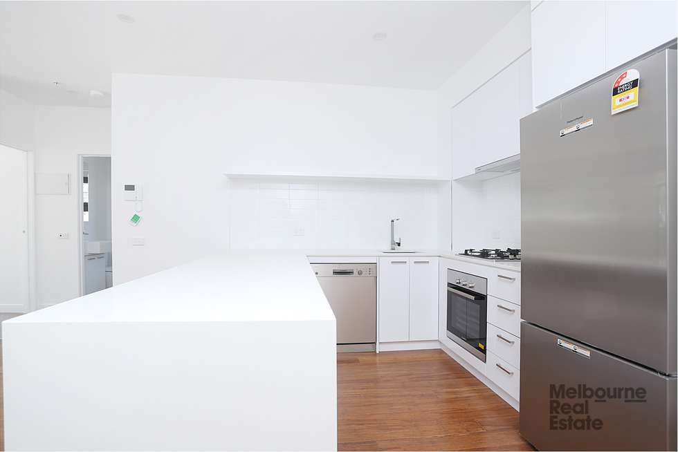 Second view of Homely apartment listing, 106/9 Duggan Street, Brunswick West VIC 3055