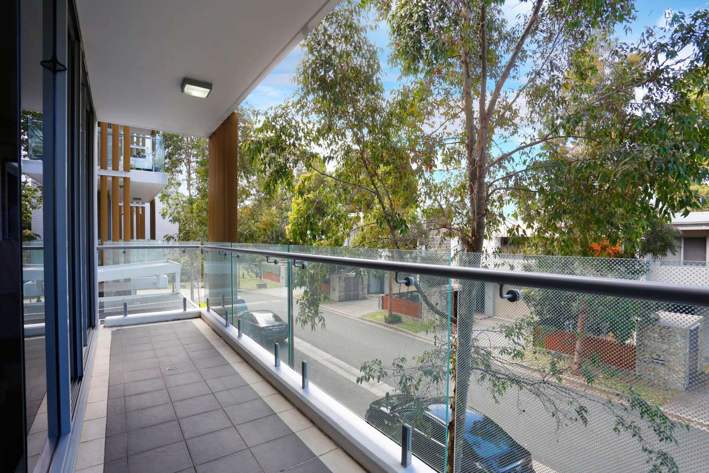 Fifth view of Homely apartment listing, 112/3 Ferntree Place, Epping NSW 2121