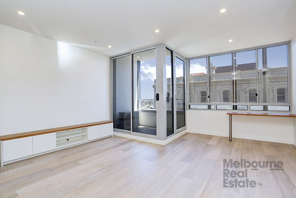 Third view of Homely apartment listing, 206/35-43 Dryburgh Street, West Melbourne VIC 3003