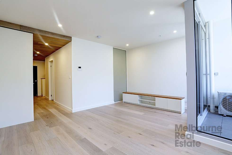Fourth view of Homely apartment listing, 206/35-43 Dryburgh Street, West Melbourne VIC 3003