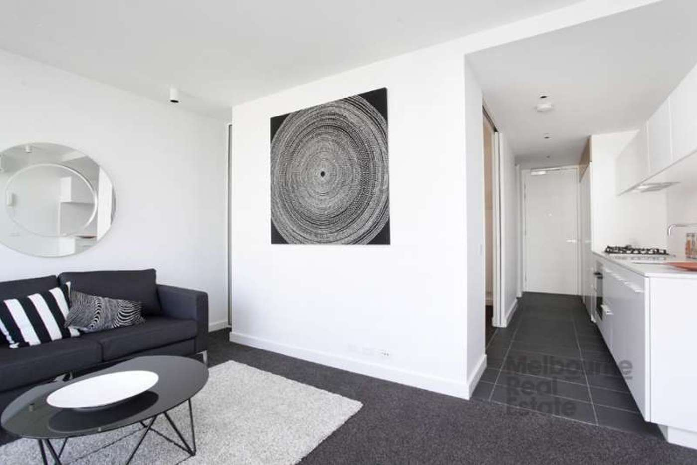 Main view of Homely apartment listing, 1315/39 Coventry Street, Southbank VIC 3006