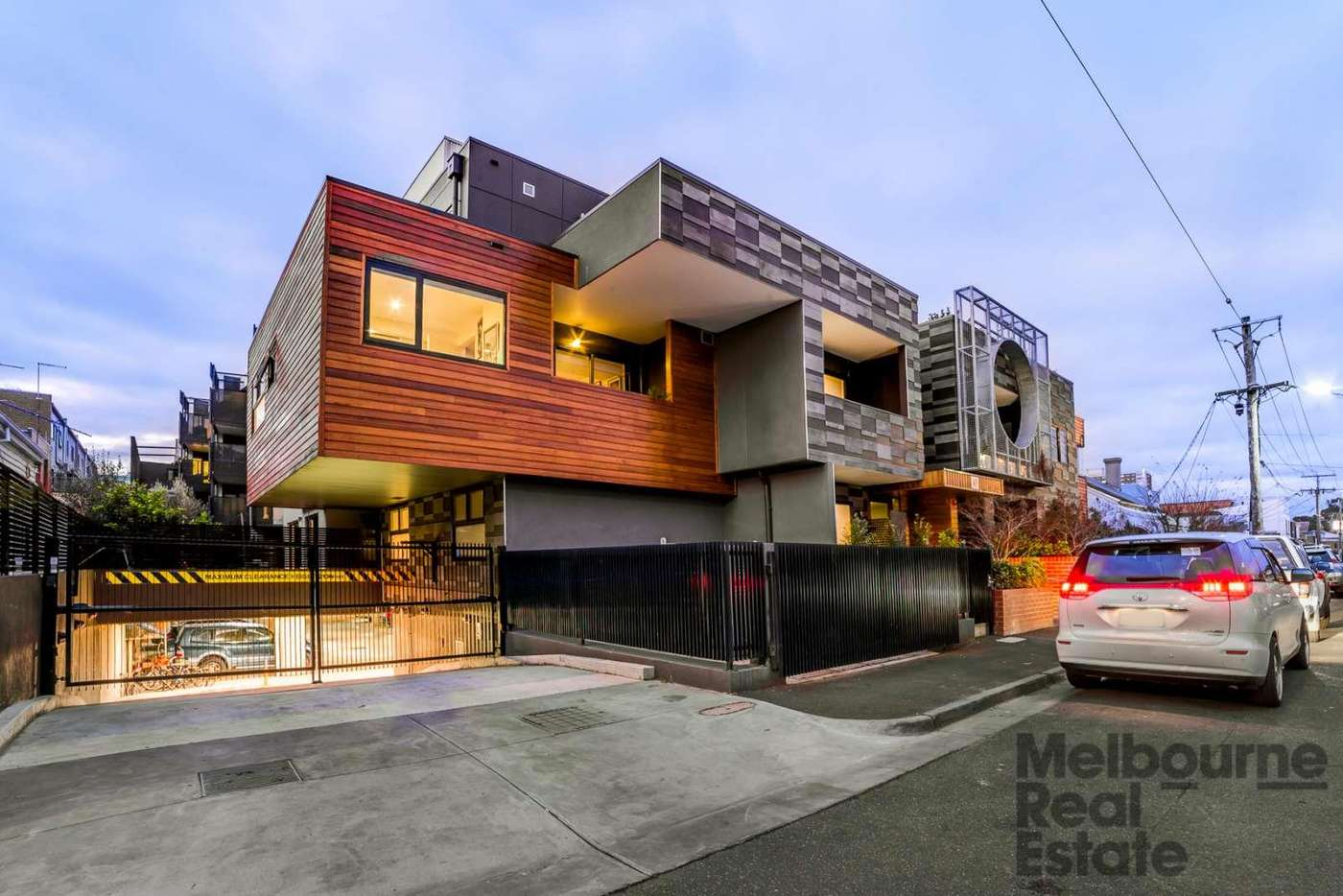 Sixth view of Homely apartment listing, 108/45 York Street, Richmond VIC 3121