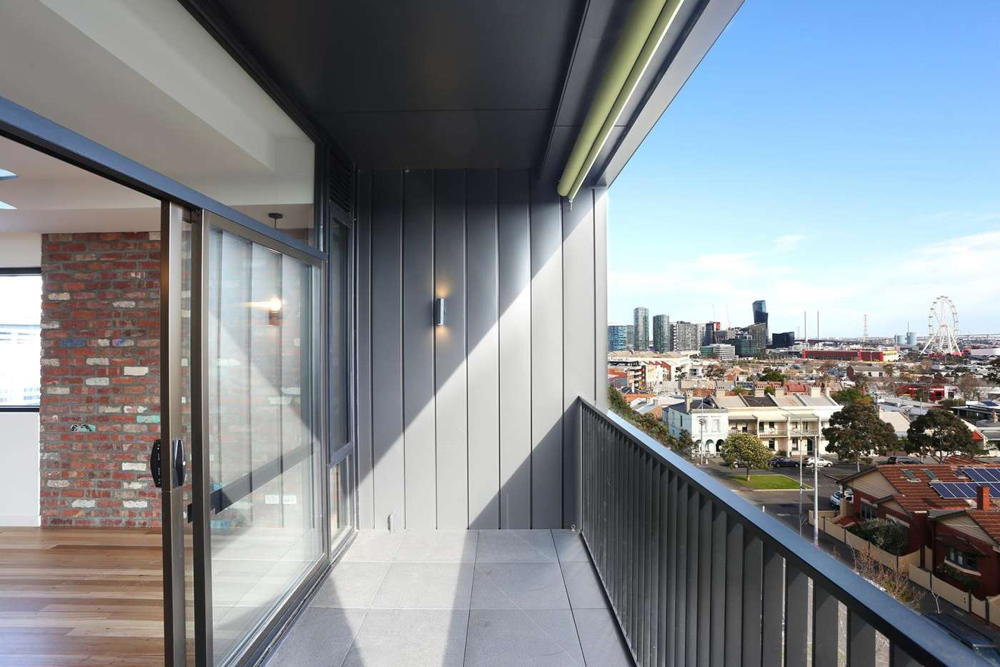 Fifth view of Homely apartment listing, 501/28 Curzon Street, West Melbourne VIC 3003