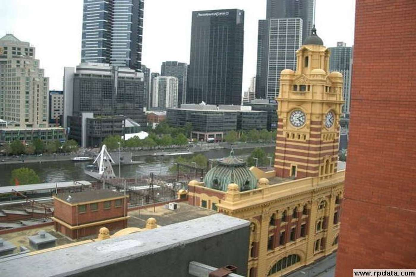 Main view of Homely studio listing, 510/268 Flinders Street, Melbourne VIC 3000