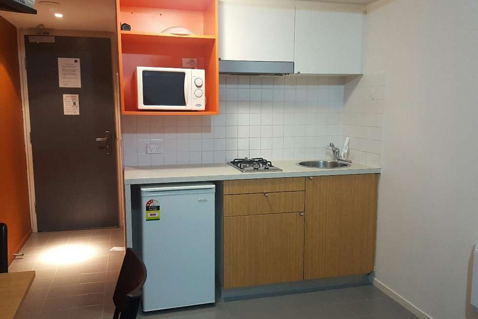 Third view of Homely studio listing, 510/268 Flinders Street, Melbourne VIC 3000