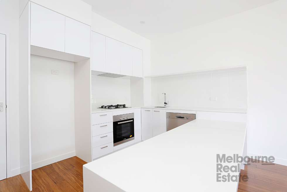Second view of Homely apartment listing, 106/3 Duggan Street, Brunswick West VIC 3055