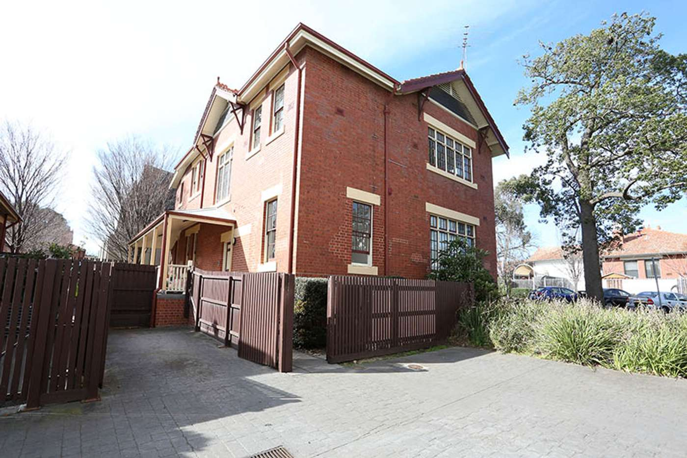 Fifth view of Homely apartment listing, 4/29 Manchester Lane, Parkville VIC 3052