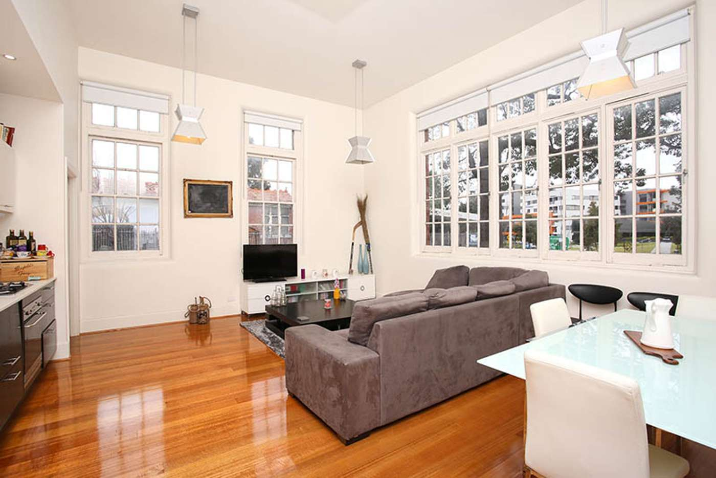 Main view of Homely apartment listing, 2/29 Manchester Lane, Parkville VIC 3052