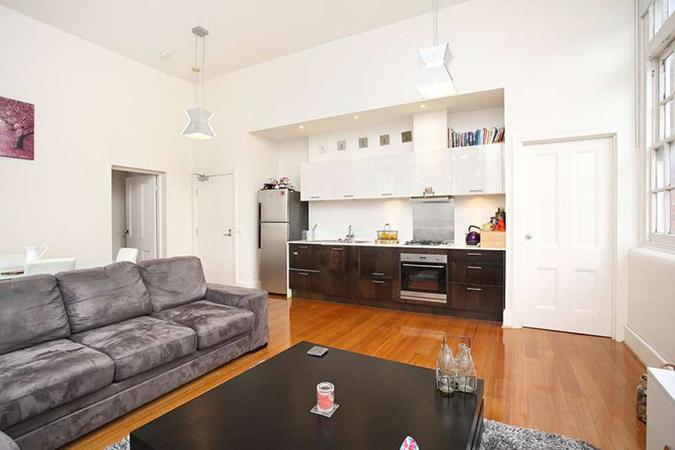 Second view of Homely apartment listing, 2/29 Manchester Lane, Parkville VIC 3052
