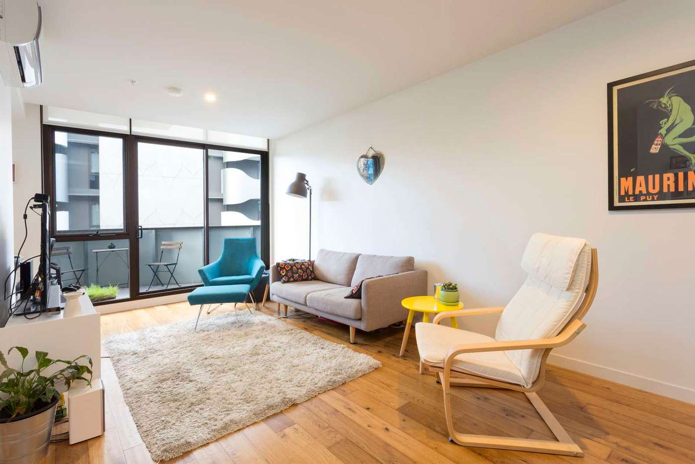 Main view of Homely apartment listing, 6216/172 Edward Street, Brunswick East VIC 3057