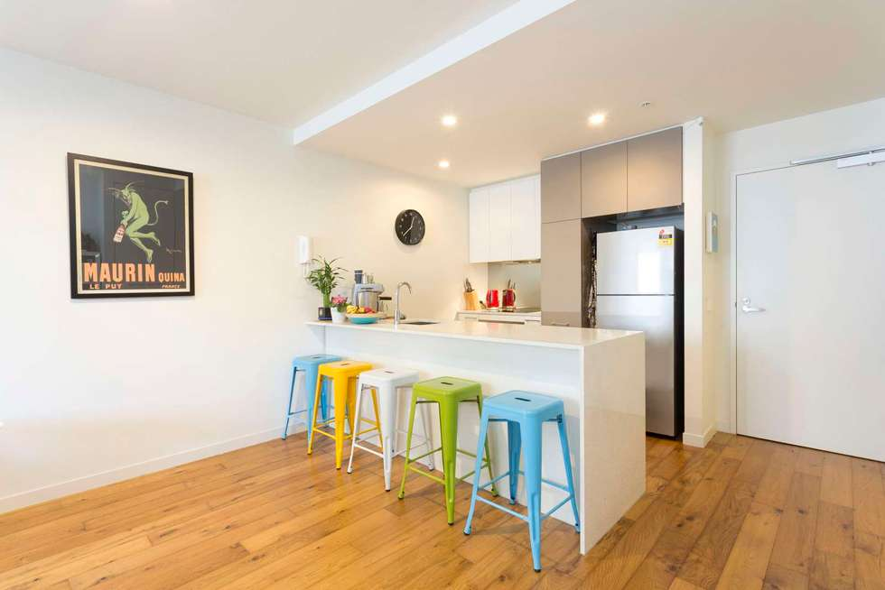 Second view of Homely apartment listing, 6216/172 Edward Street, Brunswick East VIC 3057