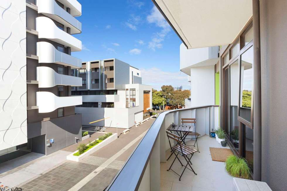 Fifth view of Homely apartment listing, 6216/172 Edward Street, Brunswick East VIC 3057