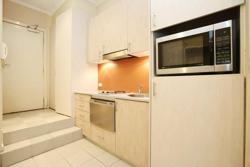 Second view of Homely studio listing, 65 Elizabeth St, Melbourne VIC 3000
