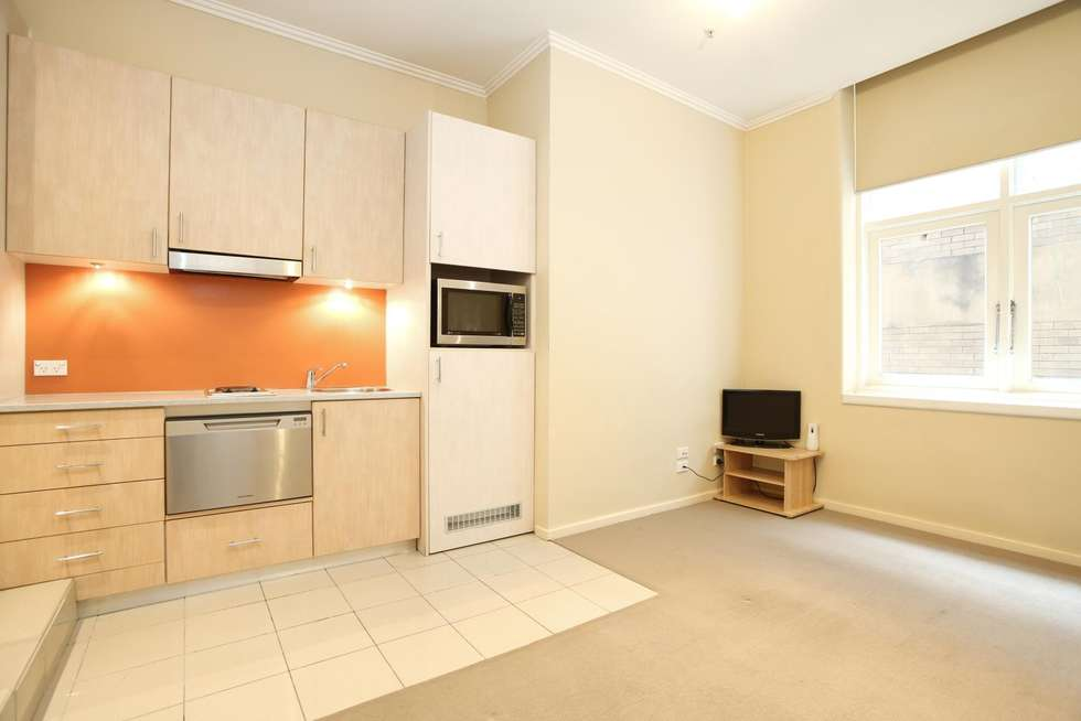 Third view of Homely studio listing, 65 Elizabeth St, Melbourne VIC 3000