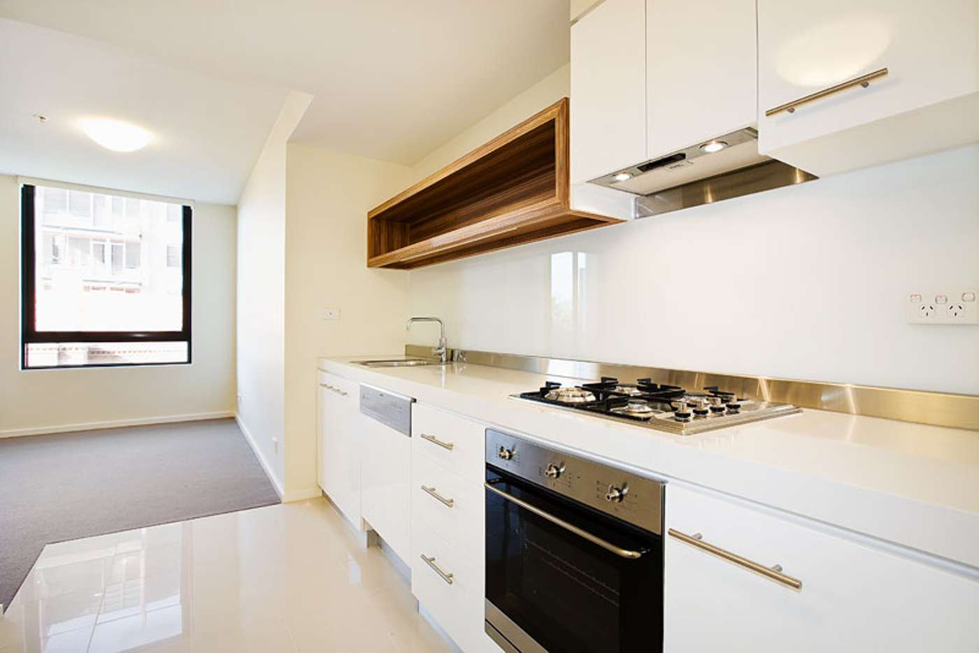 Main view of Homely apartment listing, 1108/594 St Kilda Road, Melbourne VIC 3004